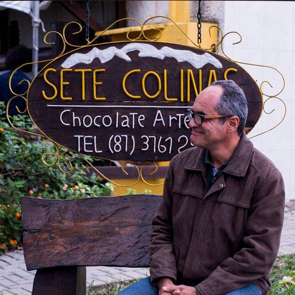 Chocolate Sete Colinas!